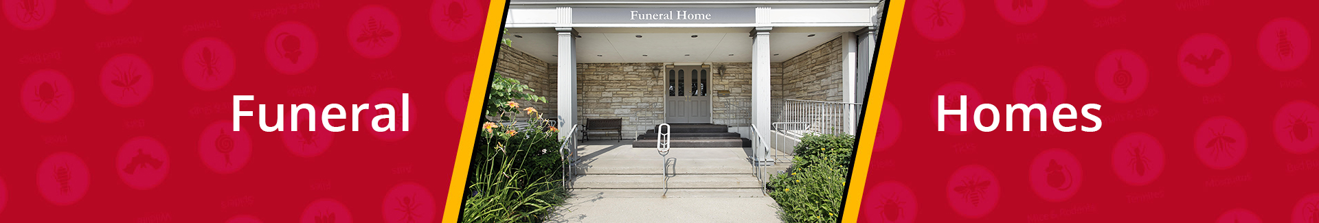Fort lauderdale funeral home pest control services termite flea and tick prevention